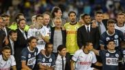 Paus Fransiskus Satukan Para Legenda Hidup Sepakbola Dunia