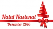 Akhirnya Perayaan Natal Nasional 2016 Diadakan di Dua Kota