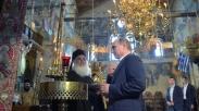 Warga di Negara ini Bangun dan Dedikasikan Gereja untuk Vladimir Putin