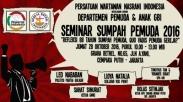 Peringati Sumpah Pemuda, Pewarna Indonesia Gelar Seminar Pemuda Gereja