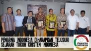 Pewarna Indonesia Diharapkan Telusuri Sejarah Tokoh Kristen Indonesia