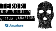 Inilah Tujuh Tersangka Teroris Bom Molotov Gereja Samarinda
