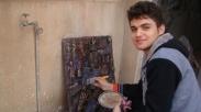 Remaja Kristen Suriah ini Lawan ISIS dengan Karya Seni