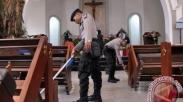 Aksi Sweeping Atribut Natal, PGI Protes ke Polisi