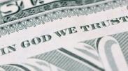Tuntutan Penghapusan Motto In God We Trust di AS Akhirnya Ditolak