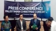 Paduan Suara dari Palestina akan Konser Natal di Indonesia