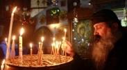 Umat Kristen Ortodoks di Daratan Arab baru Rayakan Natal