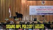 MPL PGI Kembali Bersidang, 4 Tema Utama Dibahas!