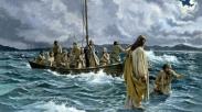 Yesus Tak Hanya Hadir di Danau Galilea, Tapi di Tempat Ini Juga