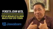 Pendeta John Weol Terpilih menjadi Ketua Umum Majelis Pusat GPdI