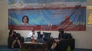 Seminar Dies Natalis Ke-33 STT IKAT, Bahas Tentang Terorisme