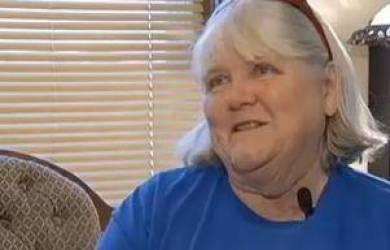 Wanita ini Diancam Pemerintah Kansas Karena Berbuat Kebaikan