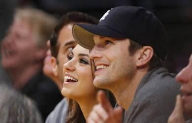 Ashton Kutcher dan Mila Kunis Tunangan?