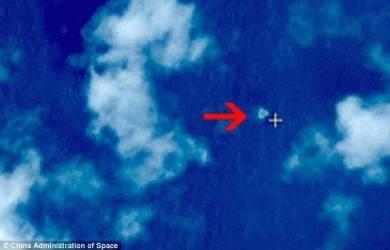 Objek yang Diduga Puing Malaysia Airlines MH370 Ditemukan