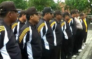 Polres Bandung Adakan Program Perampingan untuk Polisi Gendut