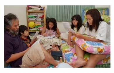 Peran Kaluarga dalam mendidik Anak-Anak