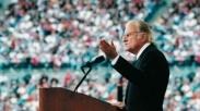 Tepat Berusia 99 tahun, Ini Harapan Billy Graham Untuk Dunia Yang Lebih Baik Lagi
