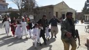Inilah Suasana Gereja Saat Teror Bom Bunuh Diri Di Pakistan Yang Tewaskan 11 Orang