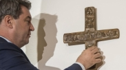 Bukan Lambang Kekristenan, Bagian Negara Ini Jadikan Salib Sebagai Sebuah Budaya