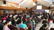 Ini 3 Pesan Penting Untuk Pemuda HKBP dari Anggota DPR RI Maruarar Sirait