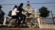 Bikin Nangis, Pemerintah Tiongkok Dobrak Gereja, Lebih Dari 30 Warga Gereja Ditangkap