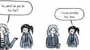 Jalin Percakapan Yang Lebih Dekat Dengan Kepribadian Introvert Lewat 5 Cara Ini, Yuk