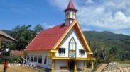 Budget Minim, Toraja Siap Tahbiskan Gereja Hasil 'Patungan' Perantau Yang Artistik Ini