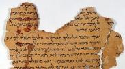 Fakta Alkitab: Jadi Penemuan Terbesar Dan Terpenting, Begini Naskah Laut Mati Ditemukan