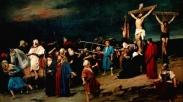 Disebut Bukit Tengkorak, Golgota Juga Calvary, Ini Fakta Alkitab Soal Tempat Yesus Disalib