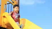 Biar Nggak Rebutan Dan Anak Nggak Benjol, Yuk Terapkan Etika Main Di Playground Umum Ini