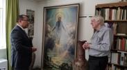 Ditemukan Di Belanda, Ini Alasan Lukisan Maria Khas Jawa Naik Ke Surga Bisa Sampai Ke Sana