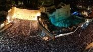 Rayakan Yom Kippur, Ribuan Yahudi Berdoa Dan Berpuasa
