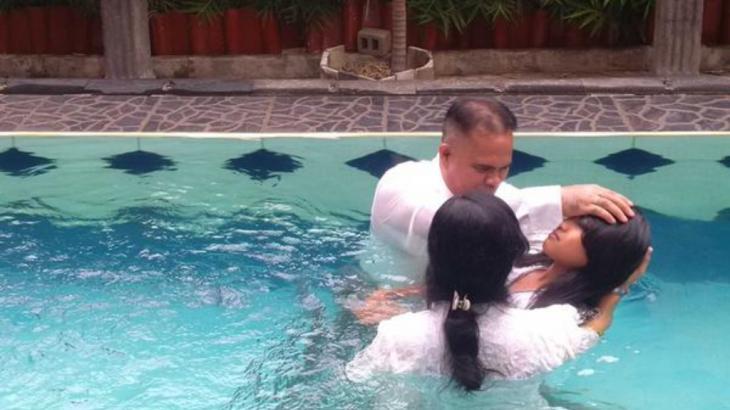 Arti Baptis Bagi Orang Kristen