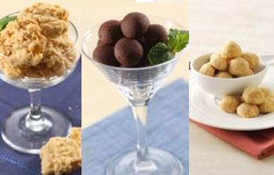 Resep 3 Cookies Bliss : Coklat, Peanut, dan Cheese