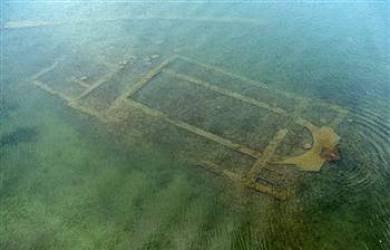 Gereja St. Peter Diduga Ada Di Dasar Danau Turki