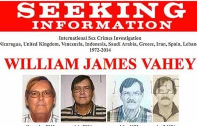 Korban Pedofilia William James Vahey, Silahkan Lapor ke FBI