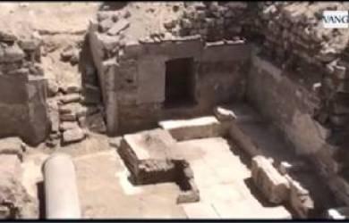 Peneliti Klaim Lukisan Yesus Pertama Ada di Mesir