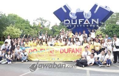 Berita Foto : Aksi Celengan Untuk Anak Panti Agape
