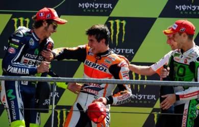 Marquez - Rossi Saling Lontarkan Pujian Jelang Mugello