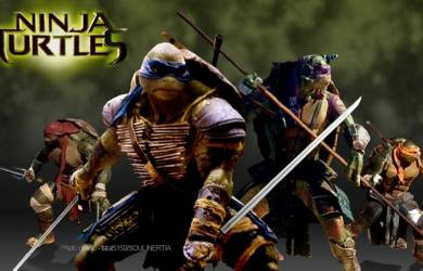 Teenage Mutant Ninja Turtles, Pahlawan Tersembunyi