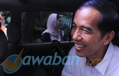 4 Mobil Kepresidenan yang Mungkin Digunakan Jokowi