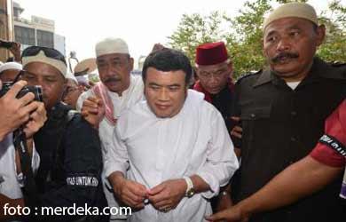 Rhoma Irama : Bisa Saja Saya Dipasangkan dengan Jokowi