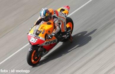 Berbagai Kejadian Seru Dalam MotoGP 2013 Spanyol