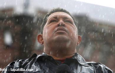 Ketika Arwah Hugo Chavez Dijadikan Doa Bapa Kami