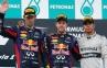 Vettel Juara F1 Malaysia, Minta Maaf Pada Rekan Setimnya