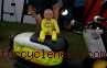 Thomas Wright, Bayi 4 Bulan Penggemar Valentino Rossi