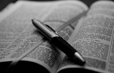 Kesalahan Yang Ada di Alkitab