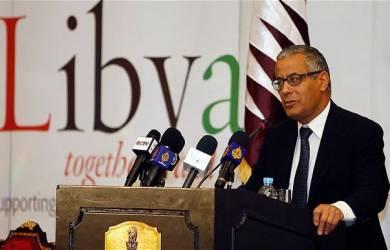 Inggris Kecam Penculikan Perdana Menteri Libya