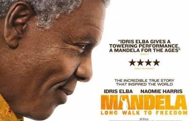 Mandela: Long Walk to Freedom, Kisah Pejuang Anti-Apartheid Afrika Selatan