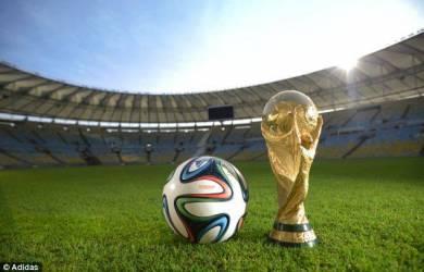 Bola yang Dipakai di Piala Dunia Mudah Dikendalikan?